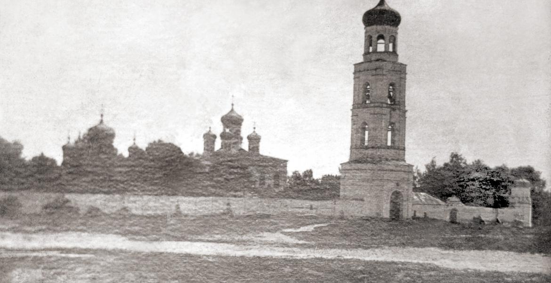 История монастыря