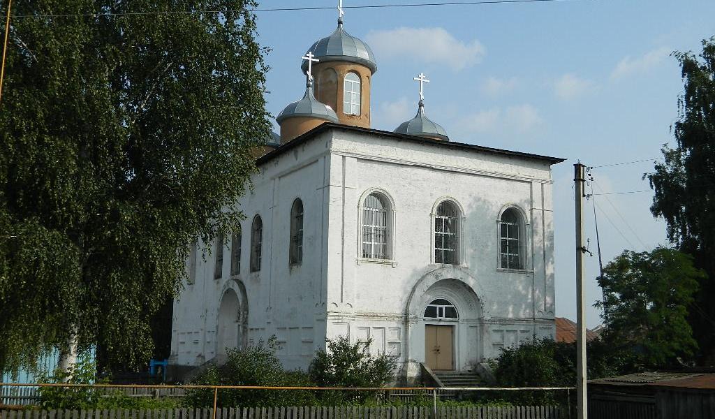Большевьясский Свято-Владимирский Богородицкий монастырь